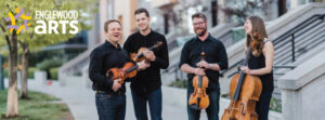 Altius Quartet @ Hampden Hall
